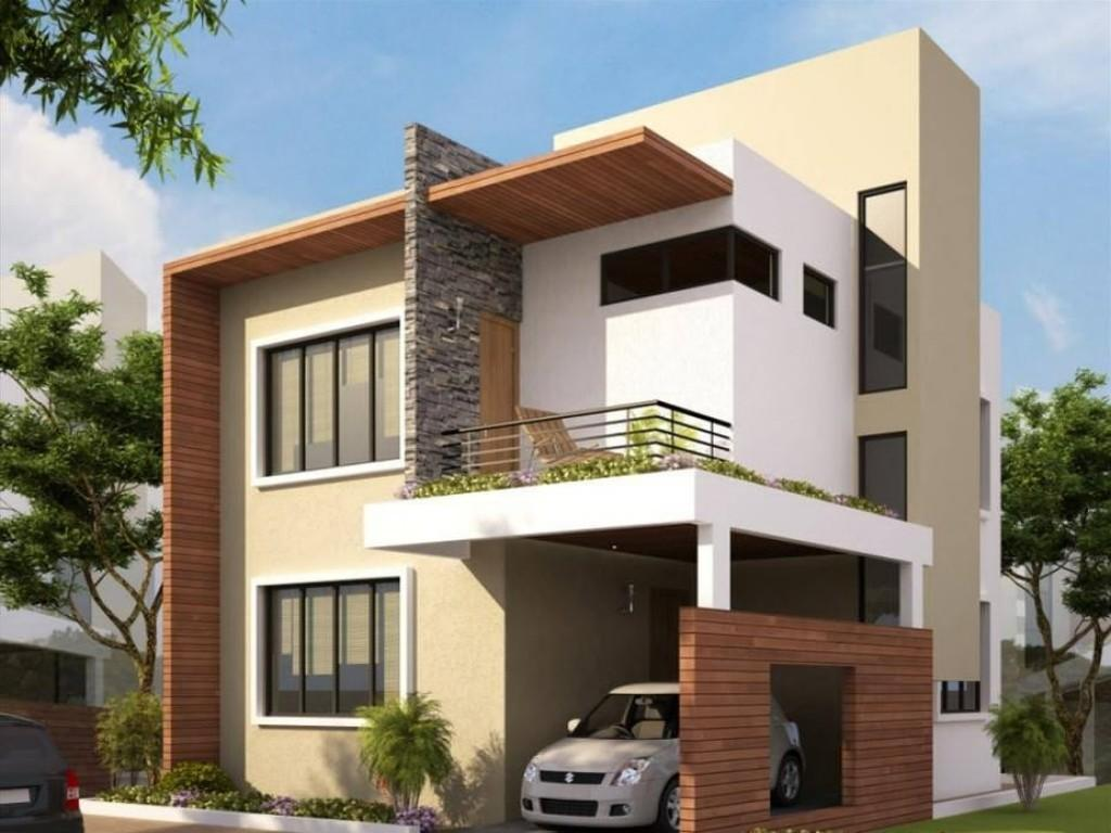 Beautiful Modern House Exterior Painting Ideas ... on Modern House Painting Ideas  id=35163