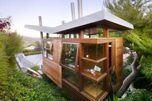 Beautiful Modern Treehouse Design Los Angeles California