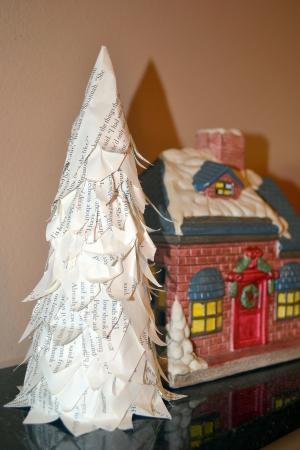 Beautiful Paper Christmas Decorations Ideas