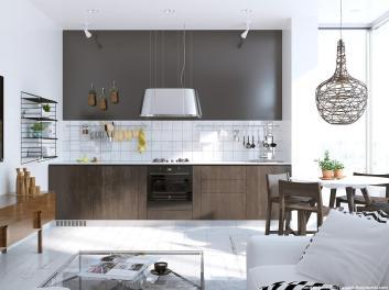 Beautiful Scandinavian Kitchen Design Ideas