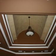 Bedroom Awesome Ceiling Decoration Make