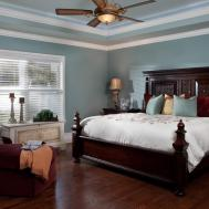 Bedroom Decorating Ideas Brown Awesome Blue