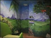 Bedroom Dinosaur New Decorating Theme Bedrooms