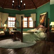 Bedroom Green Decor Ideas Enhancedhomes