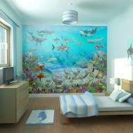 Bedroom Ideas Modern One Wall