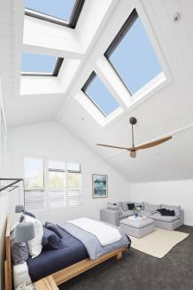Bedroom Velux