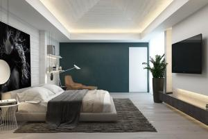 Bedrooms Brilliant Accent Walls