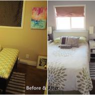 Best Arranging Small Bedroom Home Remodel Design