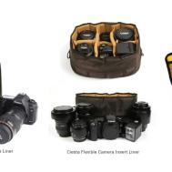 Best Camera Bag Inserts Backpacks Messenger Bags