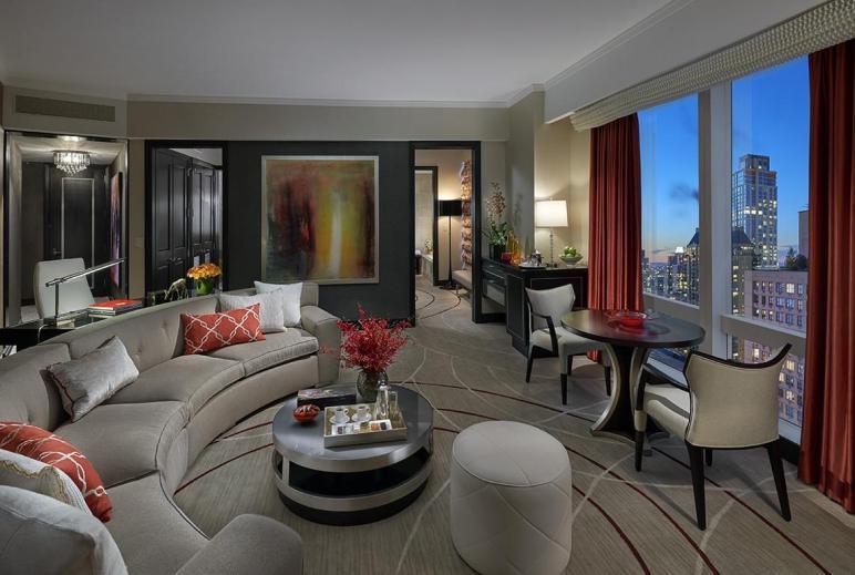 Best Central Park Luxury Hotels New York