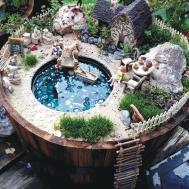 Best Diy Miniature Fairy Garden Ideas 2016