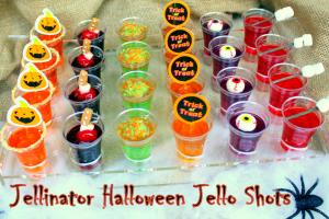 Best Halloween Jello Shots Recipes Jellinator