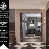 Best Interior Design Private Residence London Winner