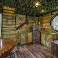 Best Kids Tree Houses Interior