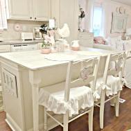 Best Shabby Chic Kitchen Decor Ideas Designs 2018