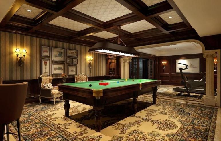 Billiard Room Escape Tedx Decors Awesome