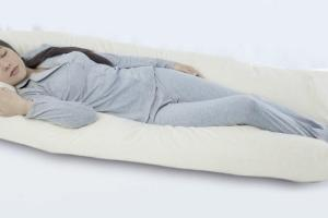 Bir Bedding Cuddle Buddy Pillow