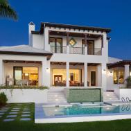 Bird Key Coastal Contemporary Home Design Remodeling