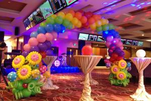 Birthday Party Balloon Decoration Ideas Favors