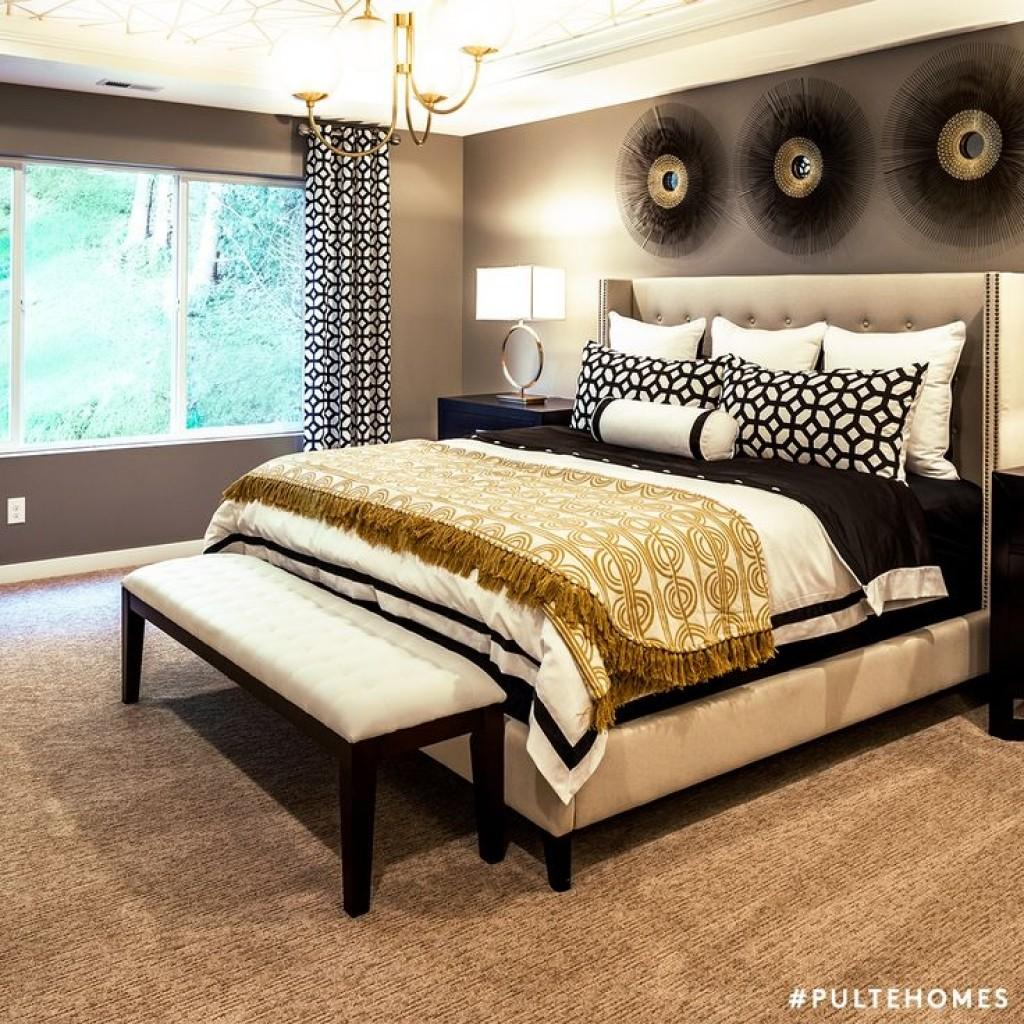 captivating black gold decorating ideas