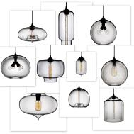 Blown Glass Pendant Lights