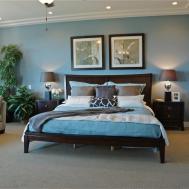 Blue Traditional Bedrooms Decor Ideas Enhancedhomes