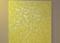 Blukatkraft Diy Simple Textured Wall Art String