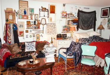 Bohemian Studio Apartment Pixshark