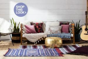 Boho Chic Furniture Decor Ideas Love Overstock
