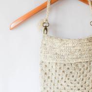 Boho Fringe Granny Square Crochet Purse Mama Stitch