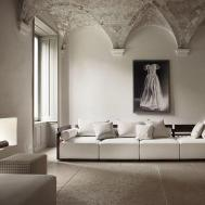 Bolero Italian Made Modular Sofa Unravels World