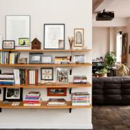 Bookshelf Decorating Ideas Cool Clutter Room