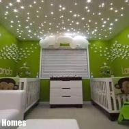 Bright Interiors Children Rooms Cool Designs