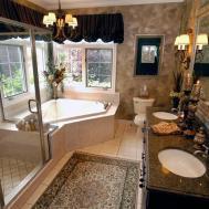 Brilliant Master Bathroom Designs Ideas Classic Design