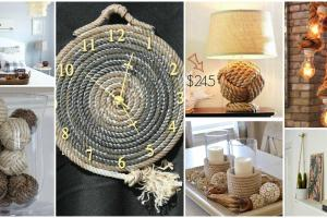Brilliant Rope Decor Ideas Leave Speechless
