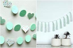 Bring Mint Green Your Bedroom Wall Ornament Eden