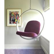 Bubble Chair Designed Eero Aarnio Adds Fun