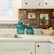 Budget Backsplash Projects Diy Kitchen Design Ideas