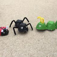 Buggy Egg Carton Craft Kids