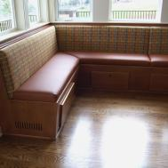Build Banquette Storage Bench Benches