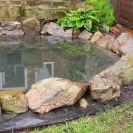 Build Garden Pond Diy Project
