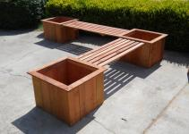 Build Planter Bench Diy Pdf Wood Filler