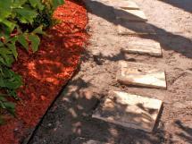 Build Stone Path