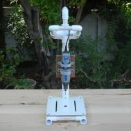Build Yourself Pvc Drill Press