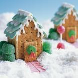Building Cookie Cottages Candy Land Martha Stewart