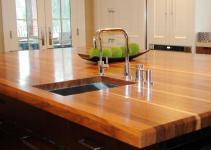 Butcher Block Wood Countertops