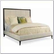 California King Bed Upholstered Headboard