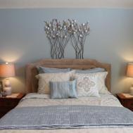 Calming Bedroom Color Schemes Home Design Ideas Also