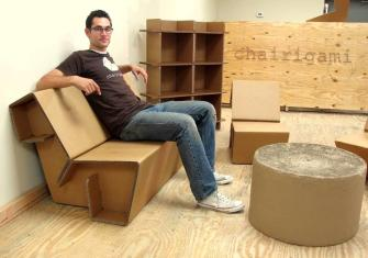 Cardboard Furniture Italian Design Companies House