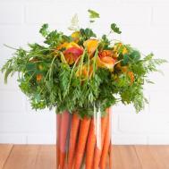 Carrot Centerpiece Chic